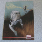 Star Wars Galaxy 1994 series 2 Topps #242 trading card